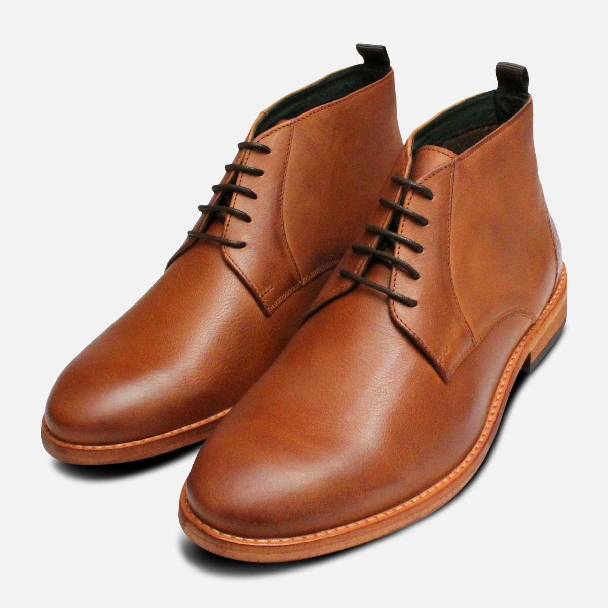 Light Brown Barbour Benwell Mens Chukka boots d66572996
