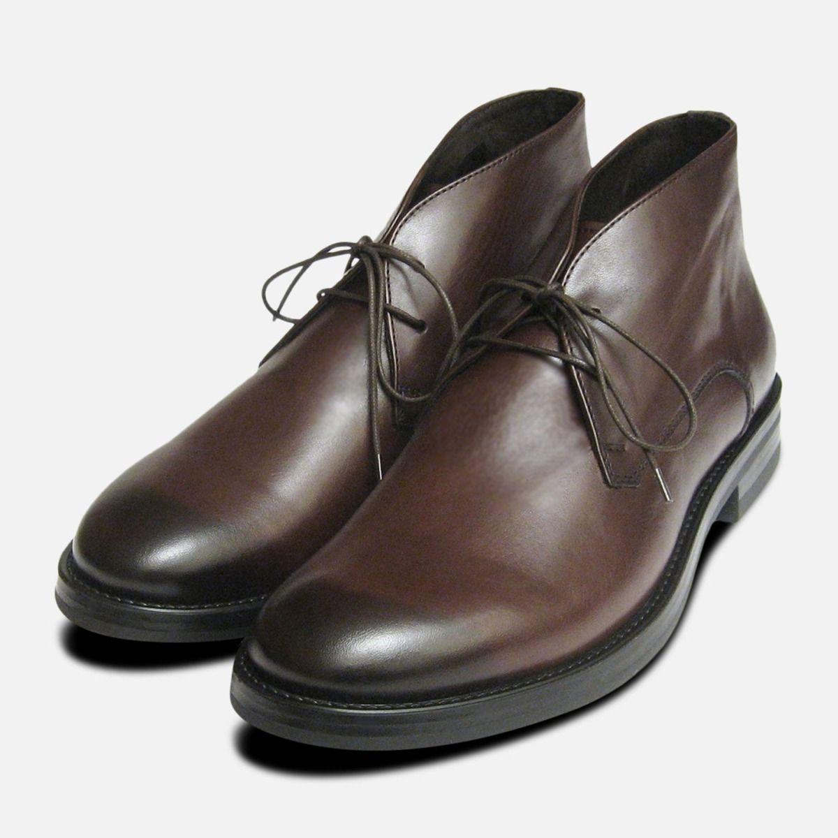 236f4c23bfb Black And Brown Leather Mens Designer ...