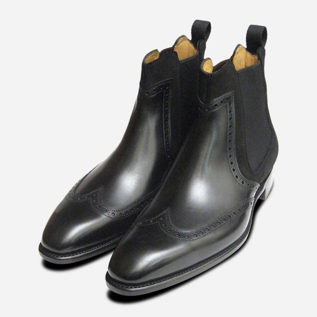 trickers chelsea boots damen