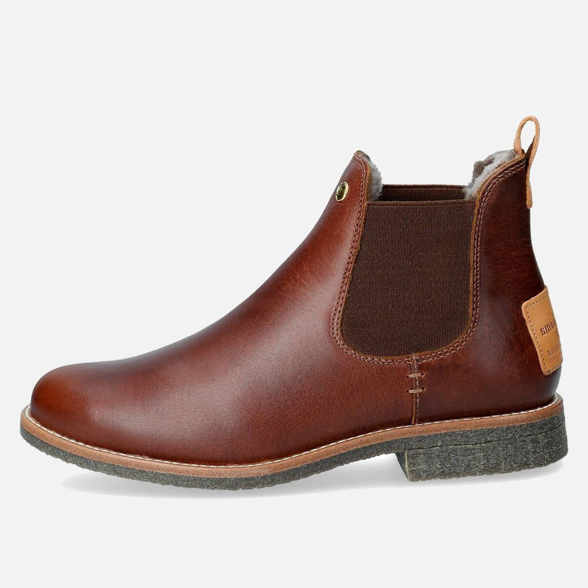 Panama Jack Giordana Warm Lined Ladies Chelsea Boots 0e128a6741b