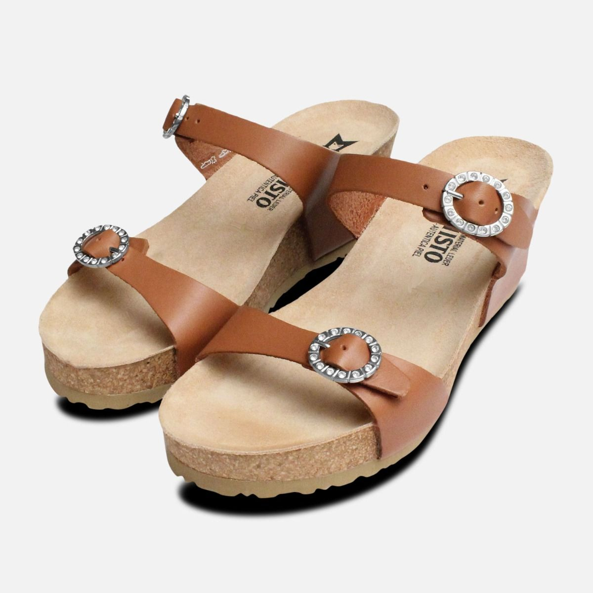 Sandals Brown Ladies Mephisto Lidia Camel Nvnwy0Om8P