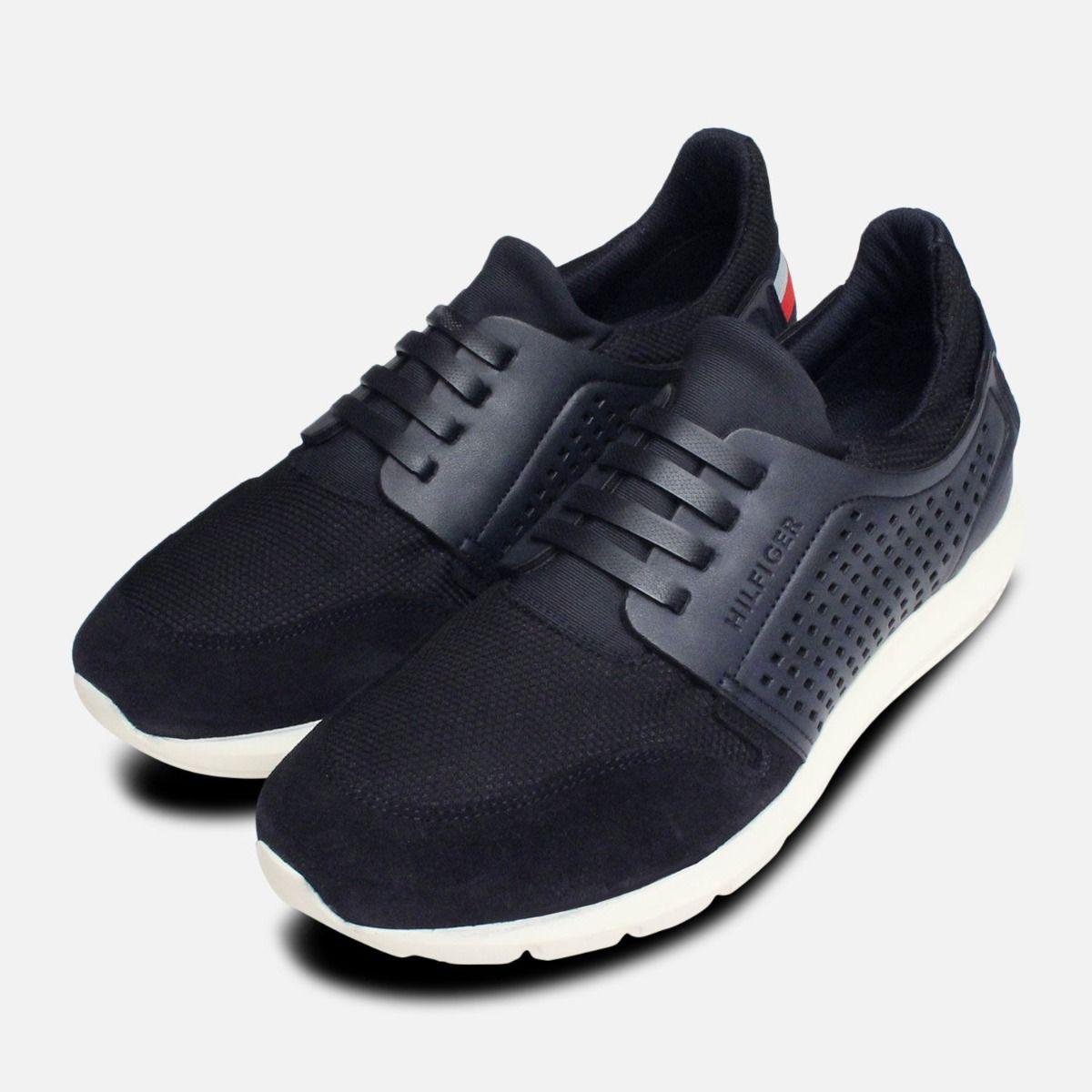 ac075b34f8 Tommy Hilfiger Extra Lightweight Dark Navy Blue Shoes