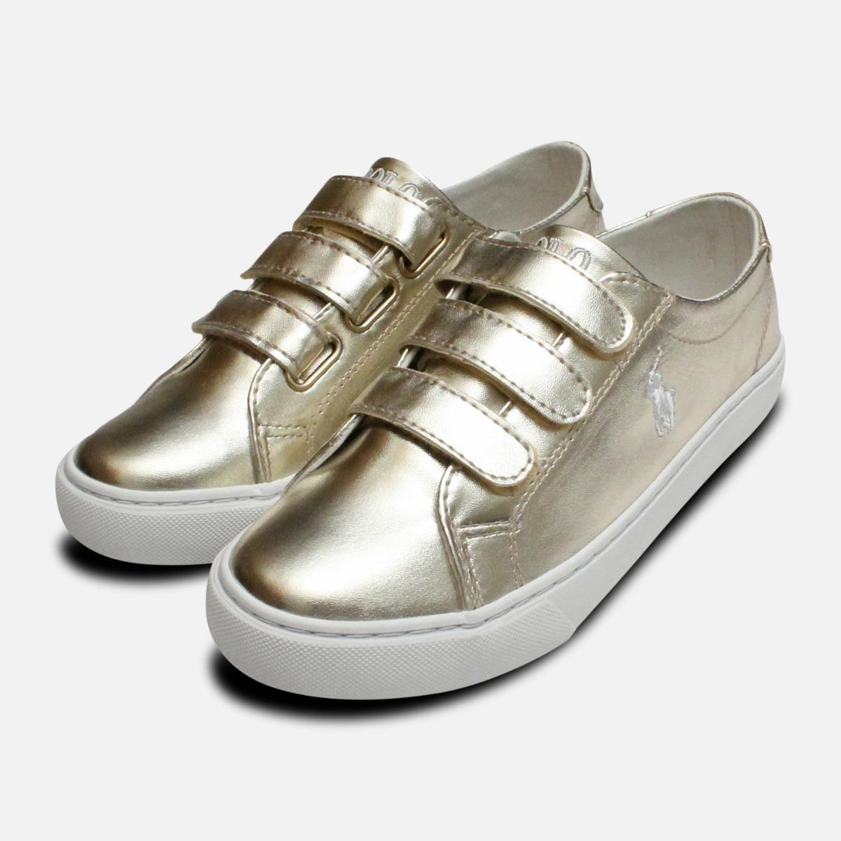 Gold Ralph Lauren Polo Slater EZ