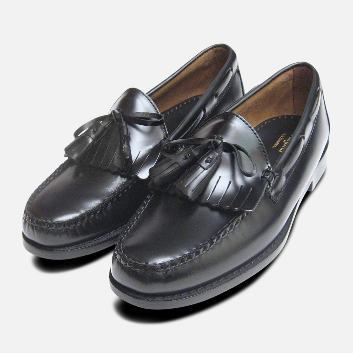 Tassel Loafers by Bass Weejuns