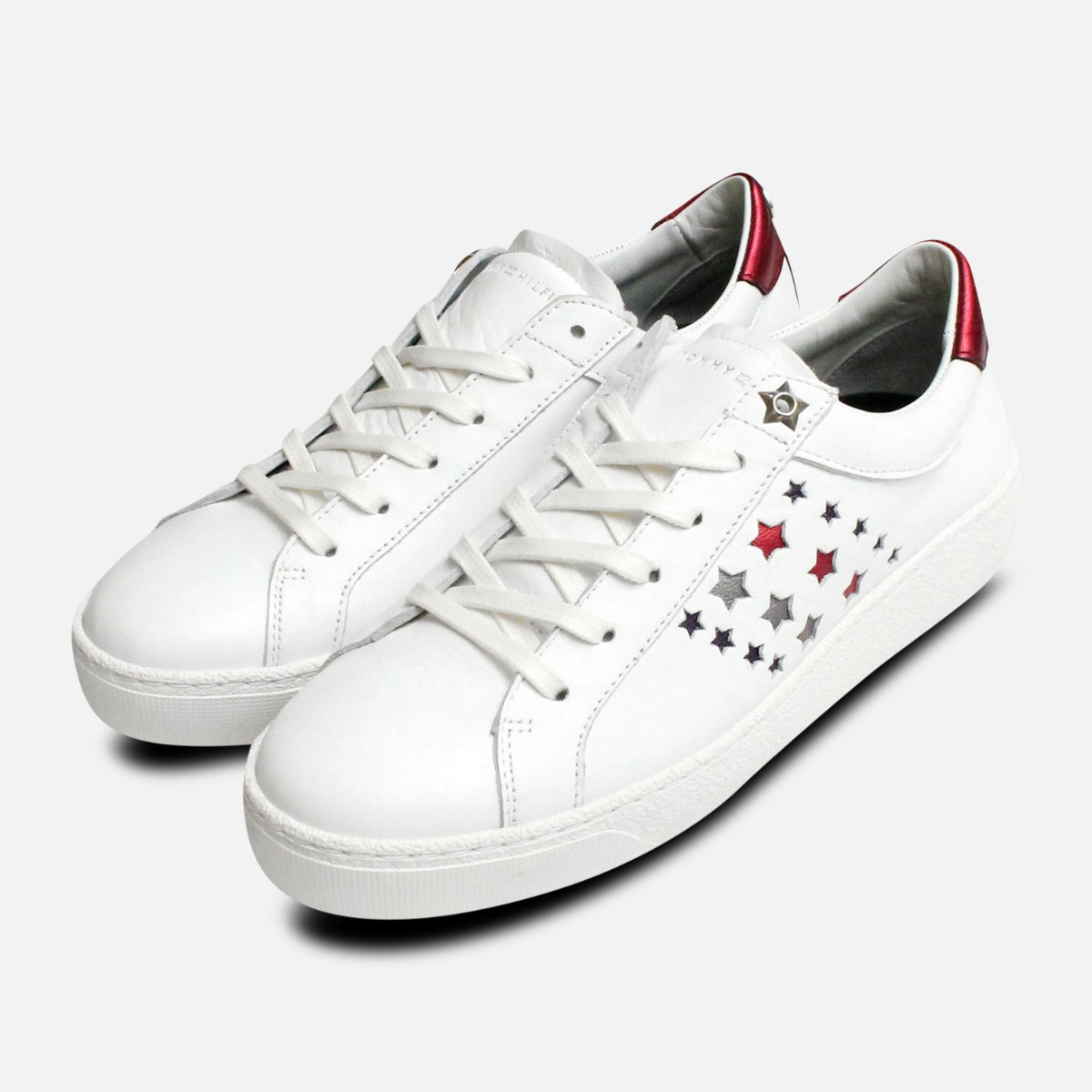 Tommy Hilfiger Star Suzie Trainers in