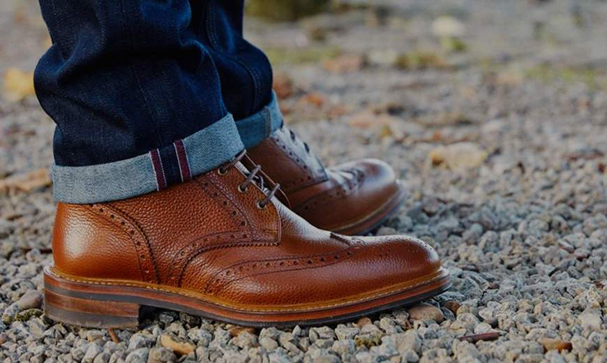 New Arthur Knight Shoes. Latest range of designer footwear for men by brands including Jeffery West, Tommy Hilfiger, Barbour and Panama Jack.