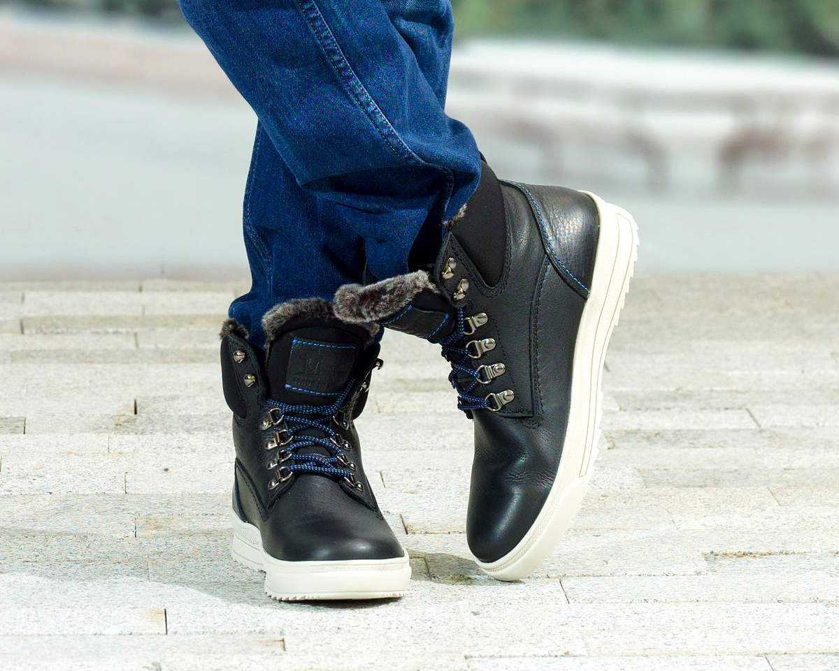 Urban Hiking Boots for Men