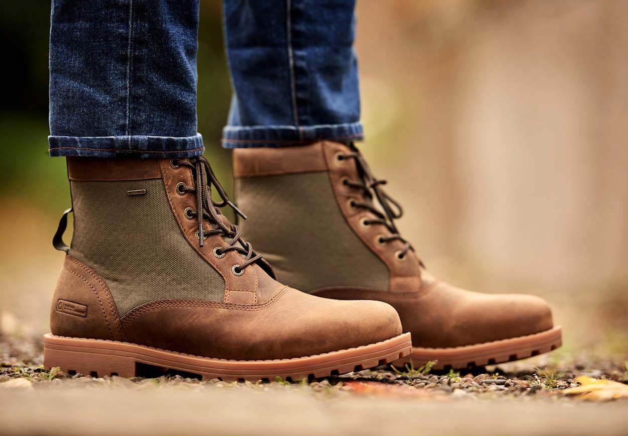 Barbour Waterproof Outdoor Walking Boot